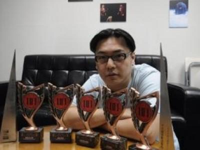 主流舞台劇外的另類選擇 - 香港舞台劇獎最佳導演獎得主 - 陳恆輝 The Best Director Award Winner- Andrew Chan