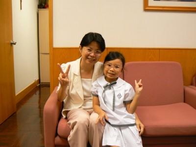 堅持信念 愛的教育﹣ 黃慧貞校長專訪 Interview with Primary and Kindergarten Principal Ms Anne Wong