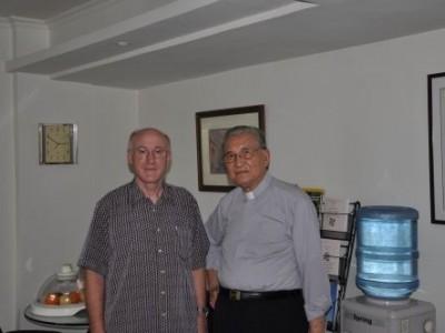 玫瑰崗的傳奇人物﹣玫瑰崗舊生會永遠榮譽主席謝天仁神父專訪 Interview with our beloved Fr. Lionel Xavier