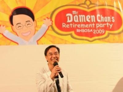 春風化雨三十三載 - 陳漢欽老師專訪 Exclusive Interview with our beloved Mr Damen Chan