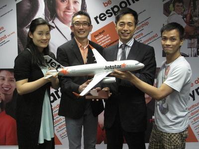 迎接挑戰 雲霄啟航 ﹣ 㨗星香港首席行政總裁劉仲威專訪 Interview with Edward Lau, the CEO of Jetstar Hong Kong