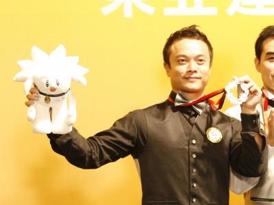 舊生閃耀東亞運﹣ 李銘皆專訪 Interview with Eric Lee, Silver Medalist in the East Asian Games 2009