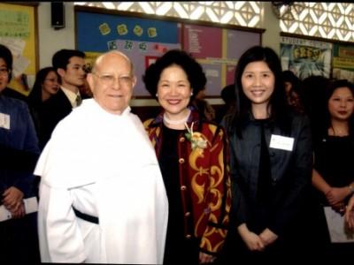 慈愛笑容永難忘﹣文度士神父 A kind and smily Rosarian priest: Fr Francisco Mendoza
